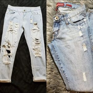 Denim - Boyfriend Jeans*SOLD*